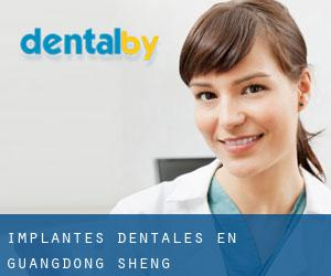 Implantes Dentales en Guangdong Sheng